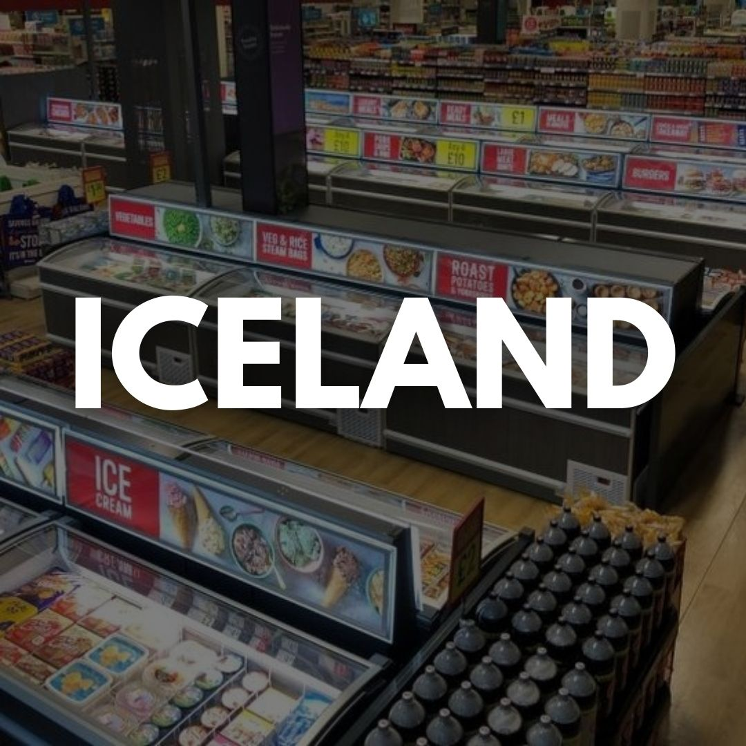 Iceland grocery supermarket delivery
