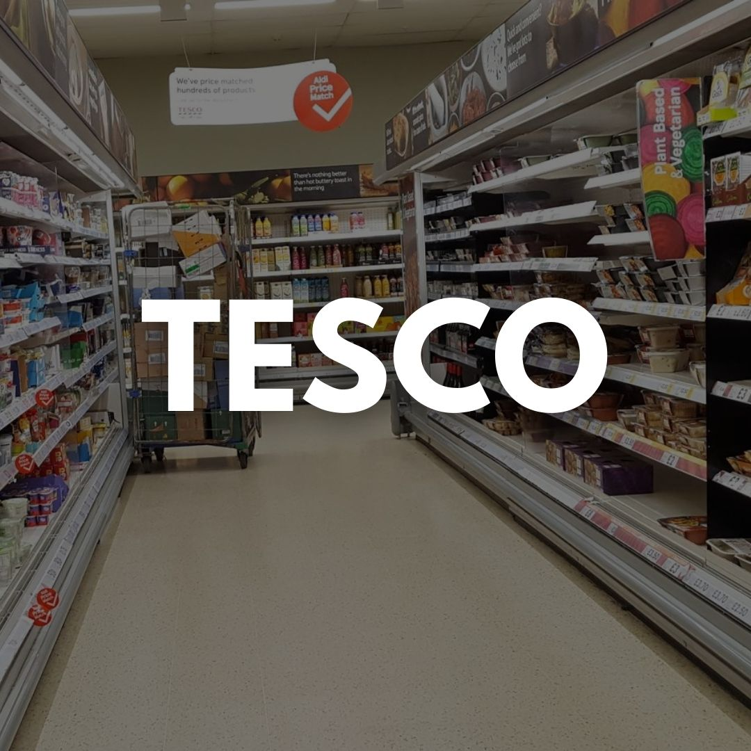 tesco grocery supermarket delivery