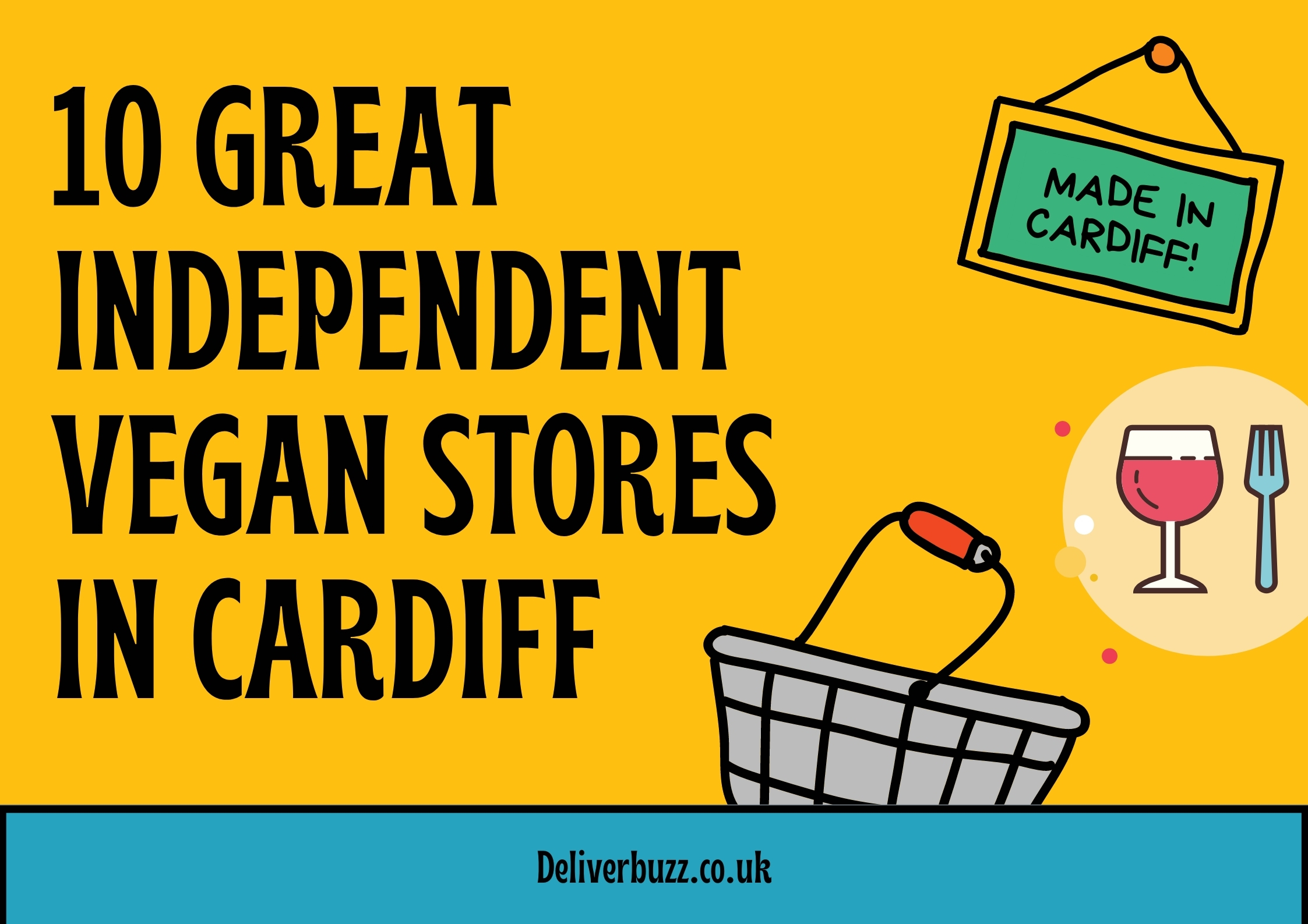 10 Great Independent Vegan Stores in Cardiff
